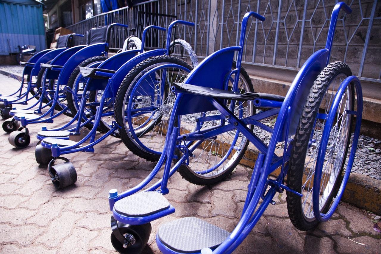Komfort kørestole